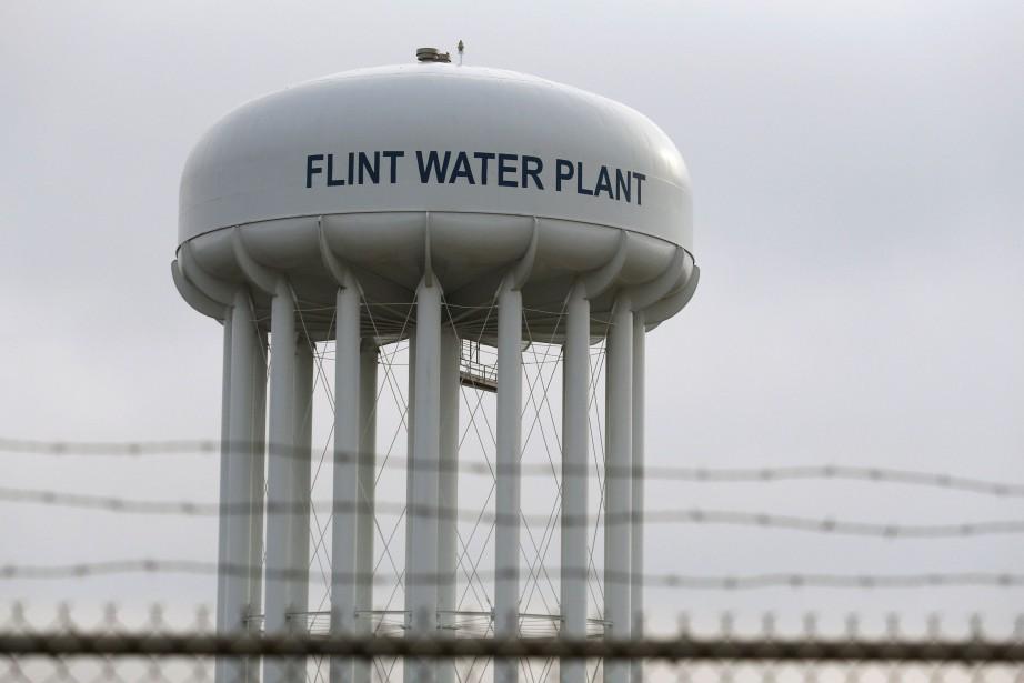 L'eau contaminée à Flint a empoisonné des milliers... (ARCHIVES REUTERS)