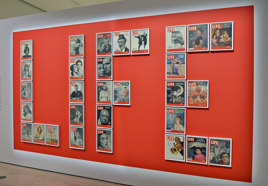 L'artiste a vu ses oeuvres faire la Une du magazine  Life  plus d'une centaine de fois. | 14 juin 2017