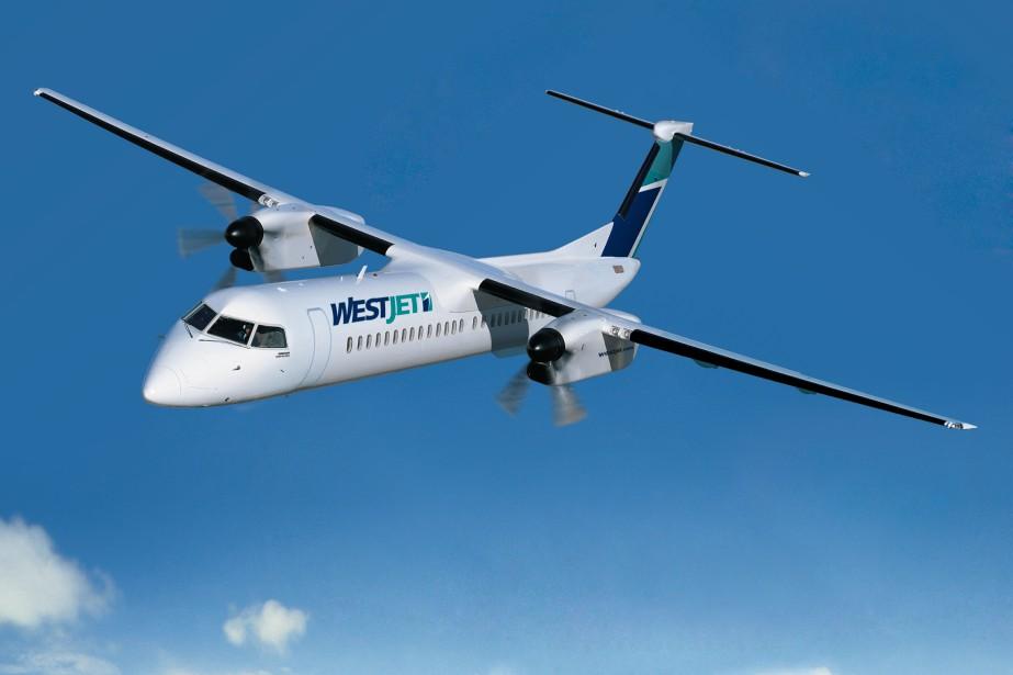 Le service entre Québec et Montréal est offert... (Photo fournie par Bombardier)