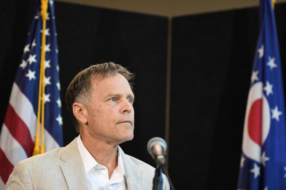 Fred Warmbier a salué la médiation de l'administration... (Photo Bryan Woolston, REUTERS)