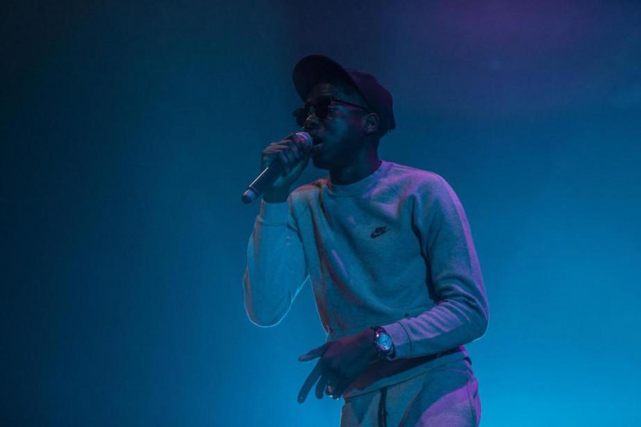 Le rappeur et beatmaker MHD... (Photo Elisa Parron, fournie par Spectra)