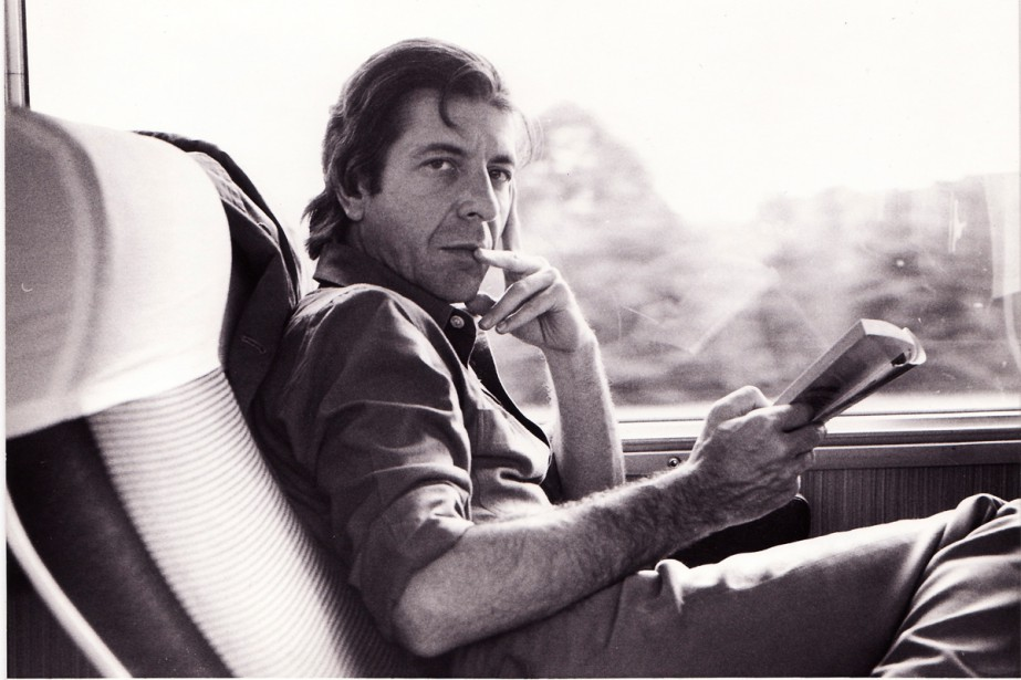 L'exposition Leonard Cohen - Une brèche en toute... (FOURNIE PAR LE MUSÉE D'ART CONTEMPORAIN)