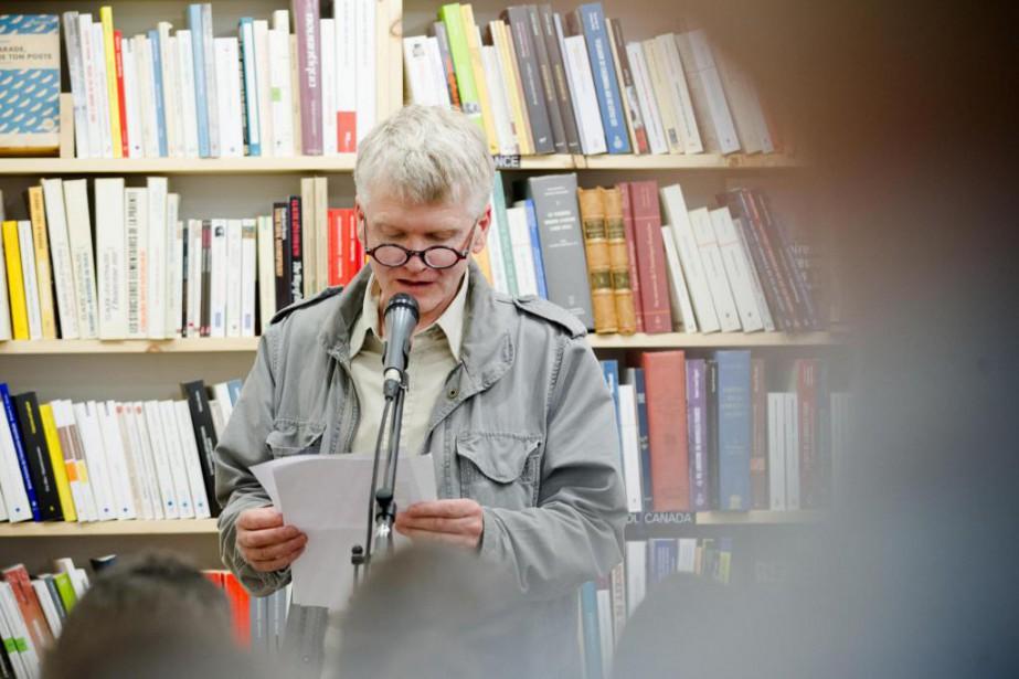 L'auteur islandais Gyrðir Elíasson était de passage à... (PHOTO NINON PEDNAULT, LA PRESSE)