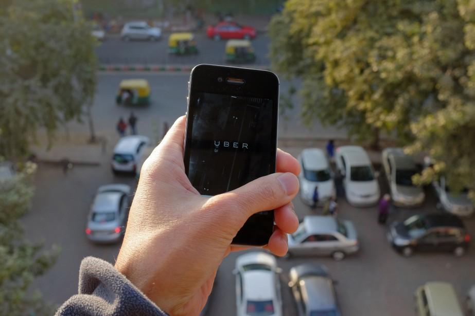 Uber est en pleine tourmente depuis plusieurs mois,... (Archives AFP)