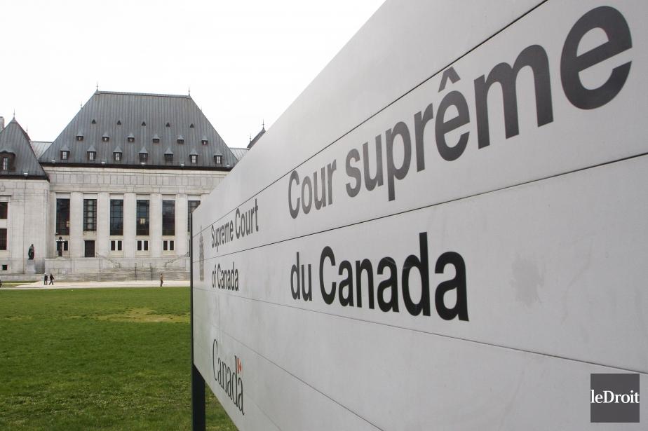 La Cour suprême du Canada... (Photo Étienne Ranger, archives Le Droit)