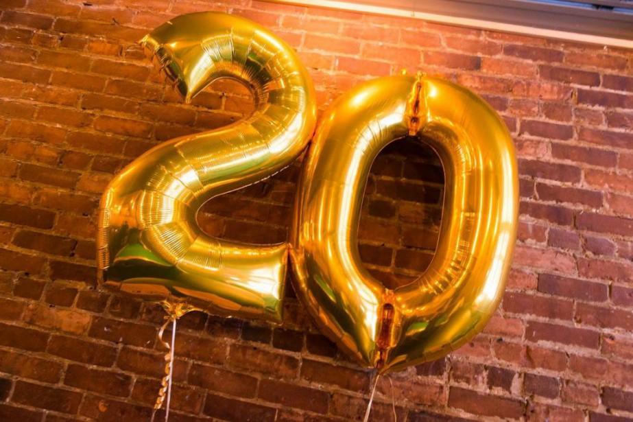 Le Boudoir célèbre ses 20 ans avec un... (Photo tirée de la page Facebook)