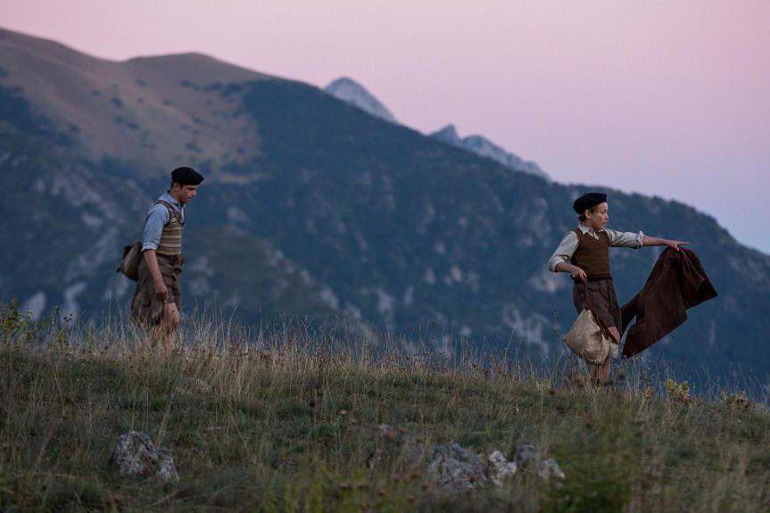 Dorian Le Clech, Batyste Fleurial et Patrick Bruel... (Photo:Films Séville)