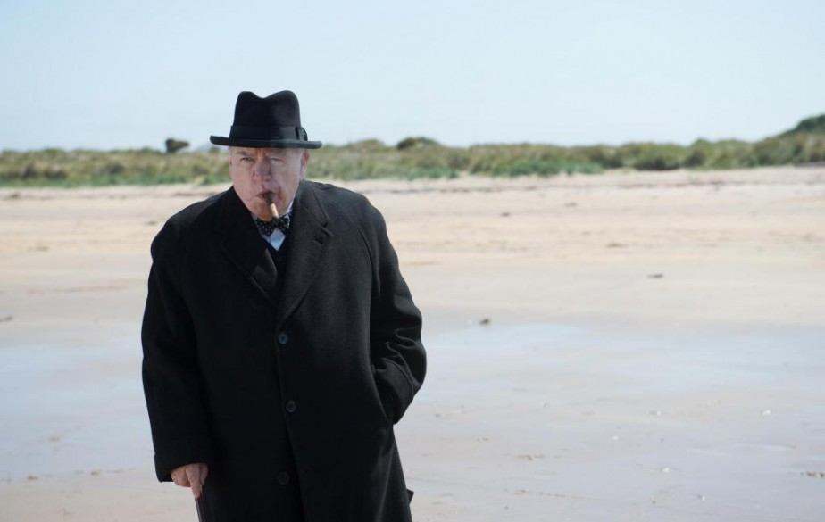 Brian Cox dans Churchill, un film de Jonathan... (Photo : Métropole Films)