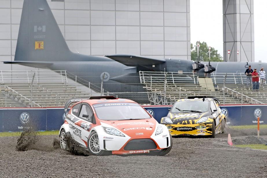 Musée de l'aviation et de l'espace du Canada est l'hôte des manches 5 et 6 du Red Bull Global Rallycross | 16 juin 2017