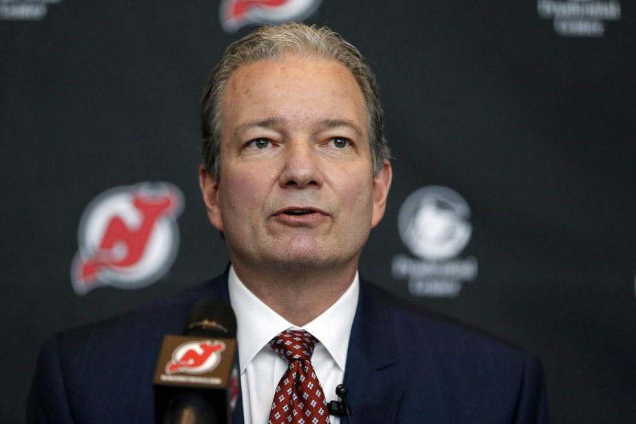 Ray Shero,vice-président et directeur général des Devils du... (Photo Julio Cortez, Associated Press)
