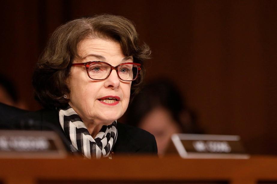 La sénatrice démocrate Dianne Feinsteinaura 84ans jeudi prochain.... (Photo Aaron P. Bernstein, archives REUTERS)