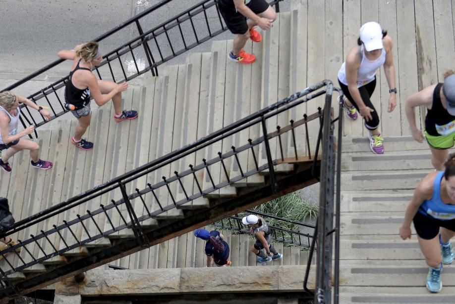 L'escalier du Faubourg | 18 juin 2017