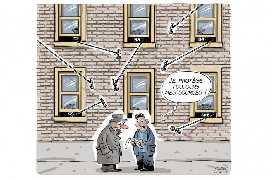 Caricature du 19 juin | 18 juin 2017