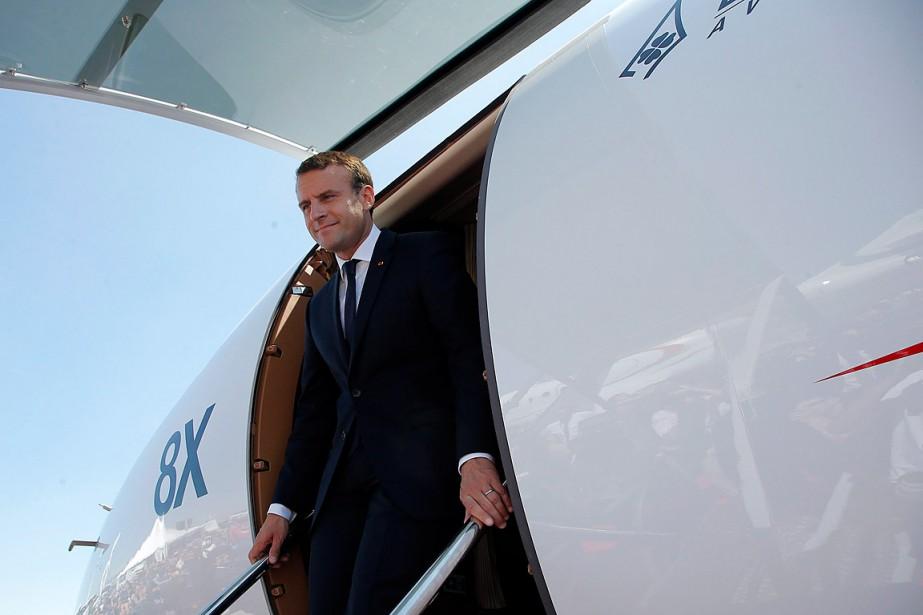 Au lendemain de sa victoire aux élections législatives,... (Photo Michel Euler, Associated Press)