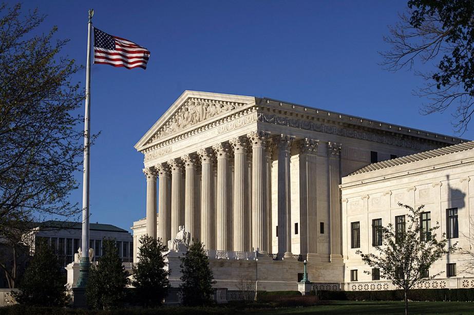 La Cour suprême des États-Unisa estimé que le... (PHOTO J. SCOTT APPLEWHITE, ARCHIVES ASSOCIATED PRESS)