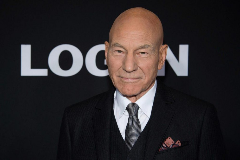Patrick Stewart... (Photo Charles Sykes, Archives Associated Press)