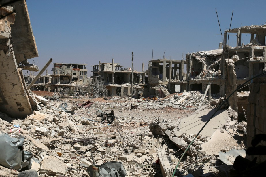 Le conflit syrien sera abordé la semaine prochaine... (Photo Alaa Al-Faqir, Reuters)