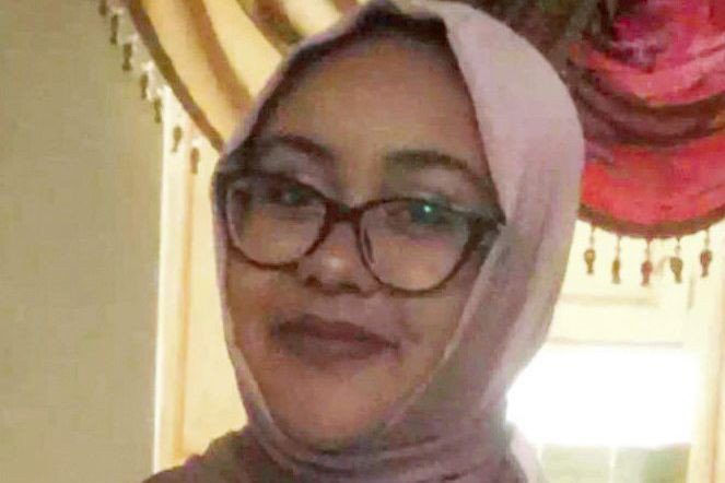 Nabra Hassanen... (PHOTO AP)