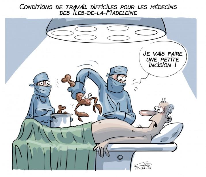 Caricature du 20 juin | 20 juin 2017