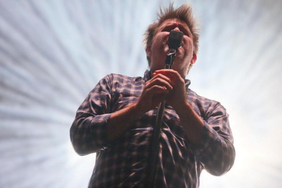 James Murphy... (photo Jack Plunkett, archives associated press)