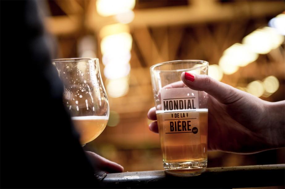 Cent brasseurs de 20... (Photo fournie par le Mondial de la bière de Paris)