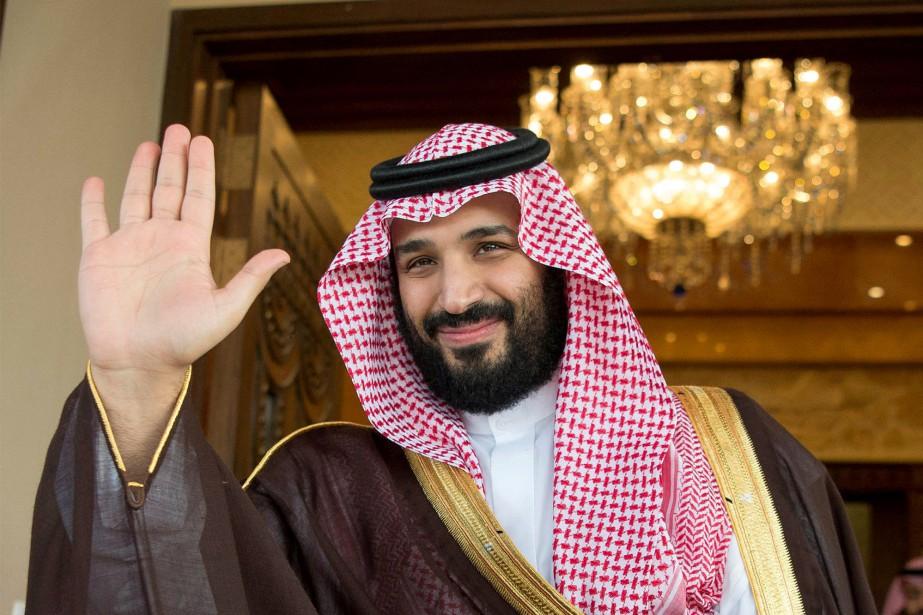Ayant la réputation d'un réformateur, Mohammed ben Salmane... (PHOTO REUTERS)