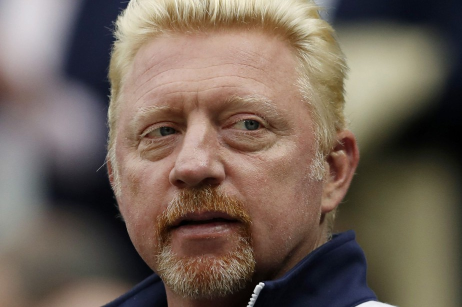 Boris Becker... (ARCHIVES AP)