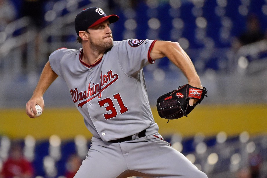 Max Scherzer... (Photo Jasen Vinlove, USA Today Sports)