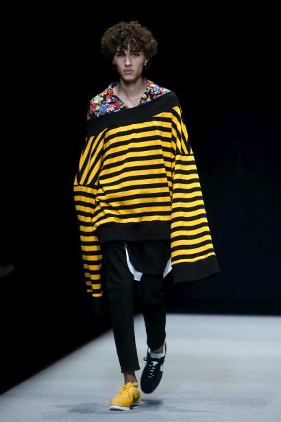 D Fil De Mode Pour Hommes Printemps T 2018 De Milan