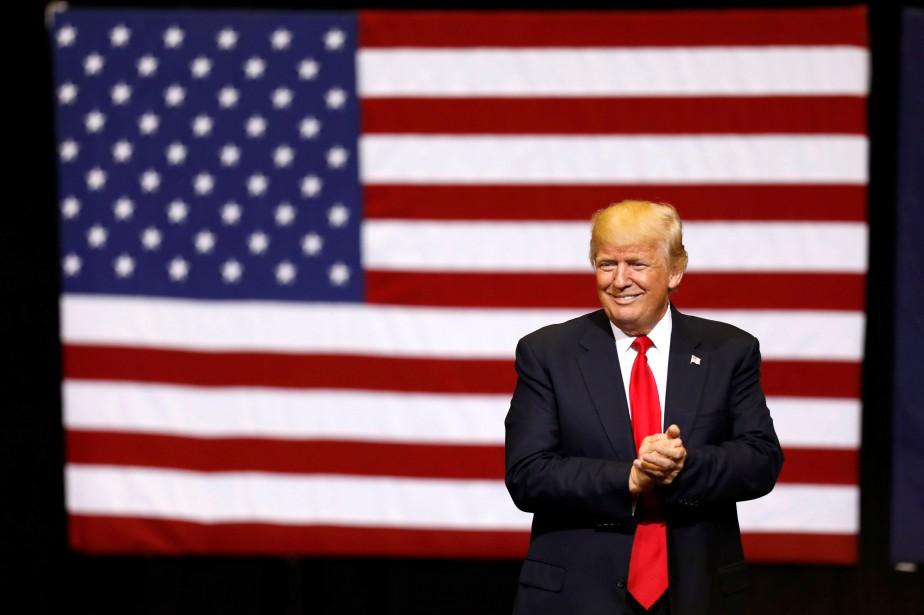 Le président américain Donald Trump... (PHOTO Scott Morgan, REUTERS)