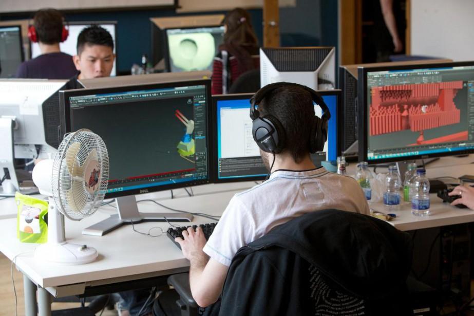 Depuis 11 ans, Ubisoft a reçu environ 781,7millions... (Photo Robert Skinner, Archives La Presse)