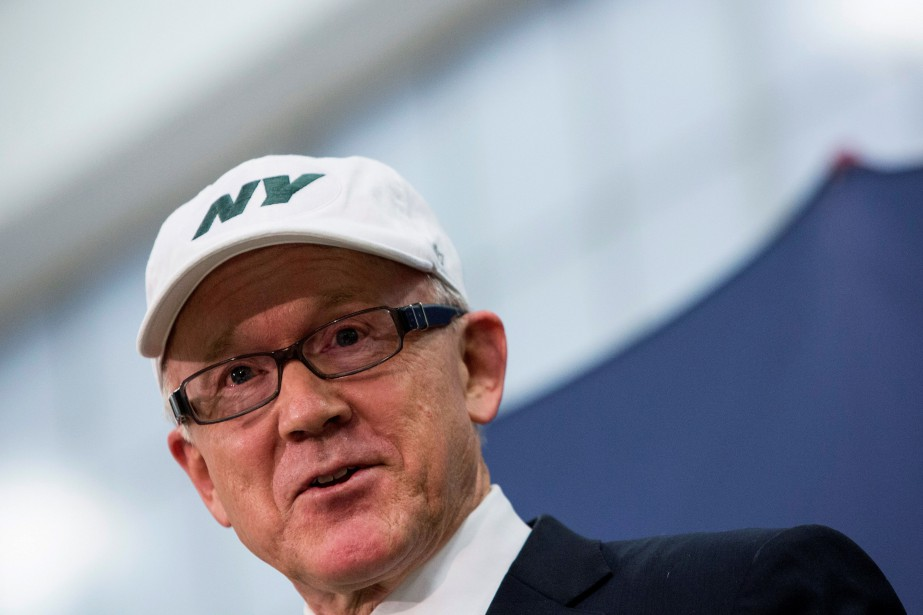 Woody Johnson, 70 ans, a un long passé... (PHOTO ARCHIVES REUTERS)