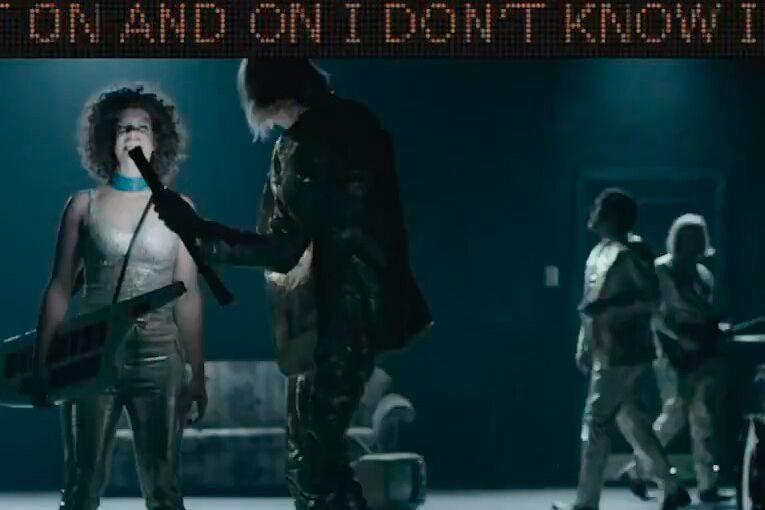 Arcade Fire a lancé hier un deuxième vidéoclip... (Photo tirée du vidéoclip)