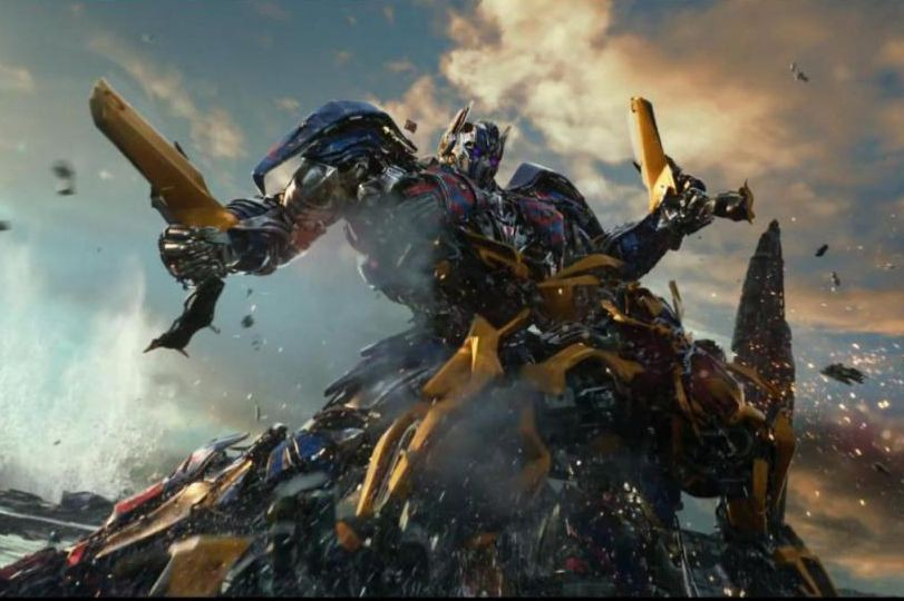 Transformers:The Last Knight... (Image fournie par Paramount)
