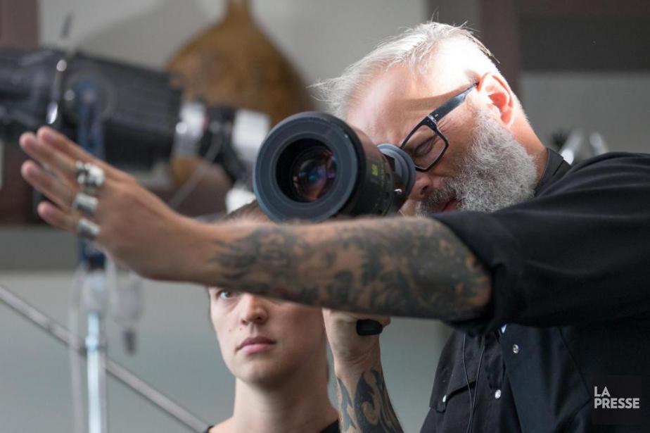 Le réalisateur Denis Côté... (Photo Ivanoh Demers, archives La Presse)