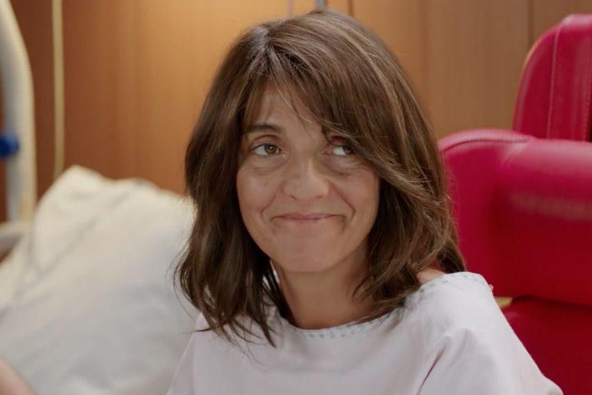 DansDe plus belle,Florence Foresti incarne Lucie, une survivante... (PHOTO FOURNIE PAR MK2   MILE END)