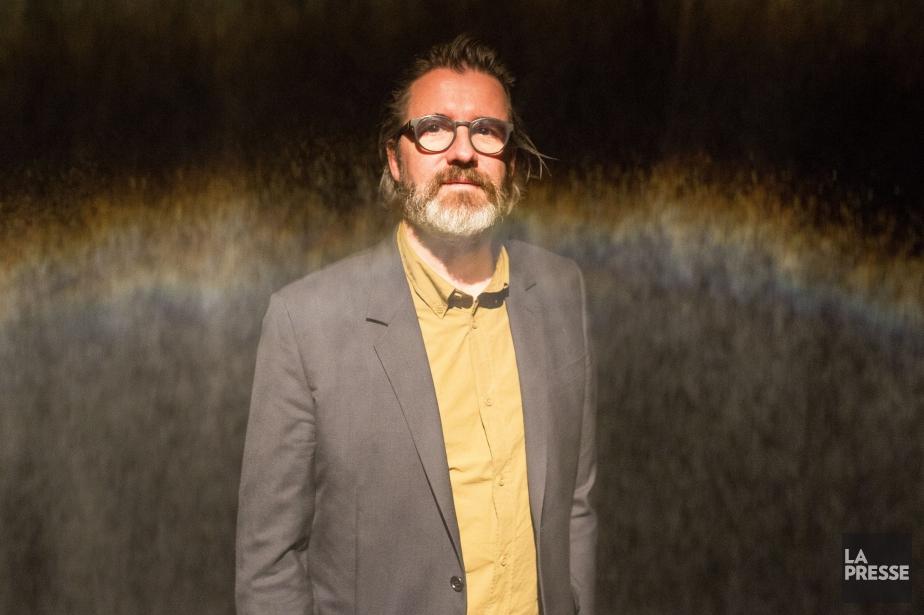 L'artiste dano-islandais Olafur Eliasson... (Photo Simon Giroux, La Presse)
