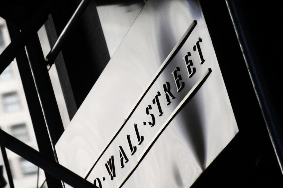 Le principal indice à la Bourse de Toronto a clôturé en... (PHOTO ARCHIVES AP)