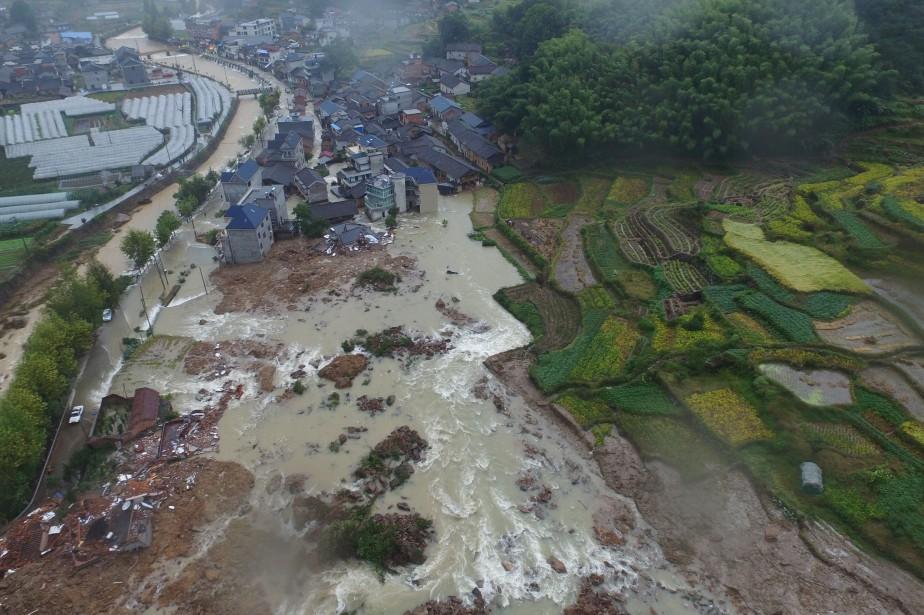 Le village de Sucun, dans la province de... (Photo archives REUTERS)
