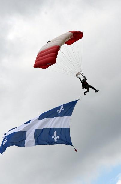 La Fête nationale des Québécois a été soulignée. (Rocket Lavoie)