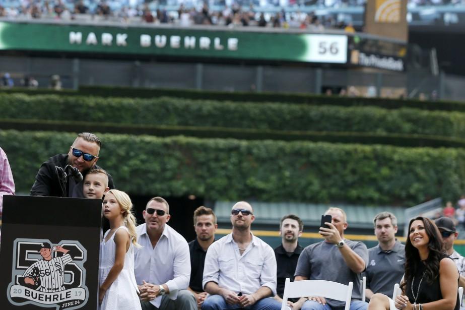 avant la rencontre de samedi, les White Sox... (Photo Charles Rex Arbogast, AP)