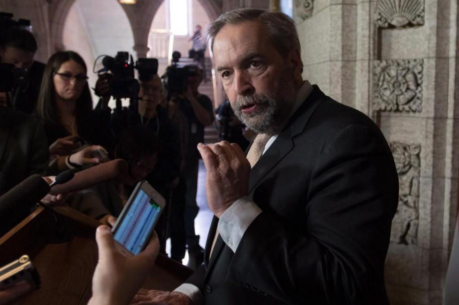 Interrogé par La Presse qui lui demandait s'il... (Photo Justin Tang, archives La Presse canadienne)