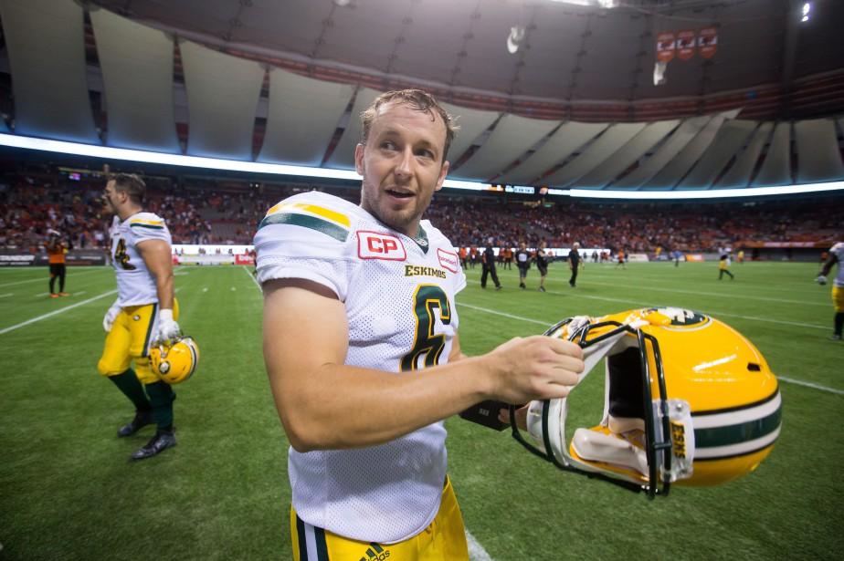 Sean Whyte... (Photo Darryl Dyck, La Presse Canadienne)