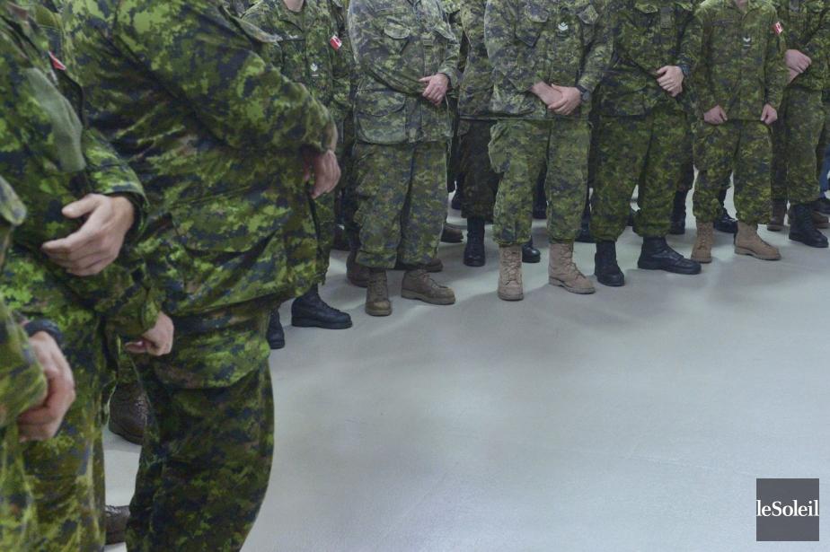 Les Forces armées canadiennes ont lancé l'opération Honour... (Photo Jean-Marie Villeneuve, Archives Le Soleil)
