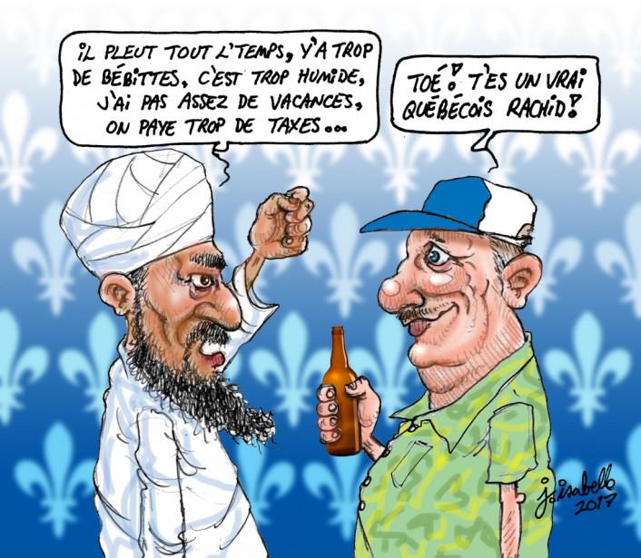 Caricature du 23 juin | 26 juin 2017