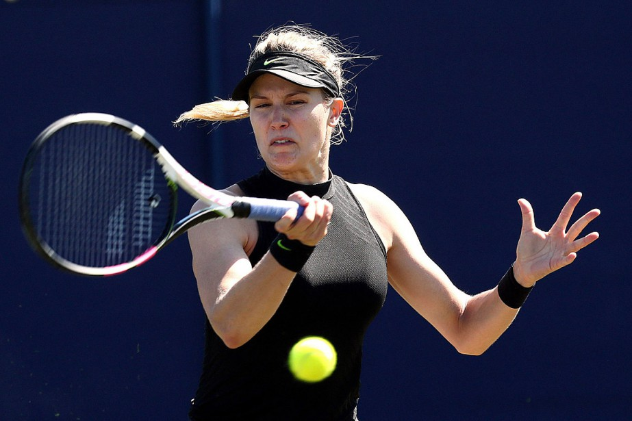 Eugenie Bouchard... (Associated Press)