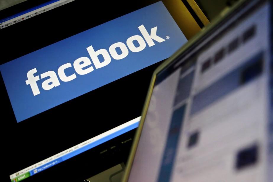 Des émissaires du réseau social Facebook rencontreraient actuellement... (Photo LEON NEAL, AFP)