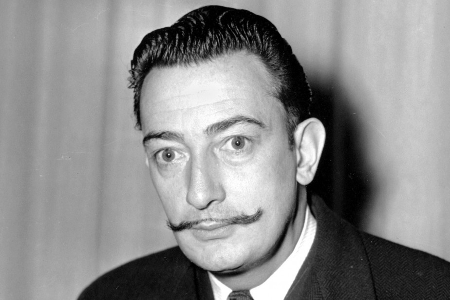 Grand nom du surréalisme, Salvador Dali est mort... (ARCHIVES AP)