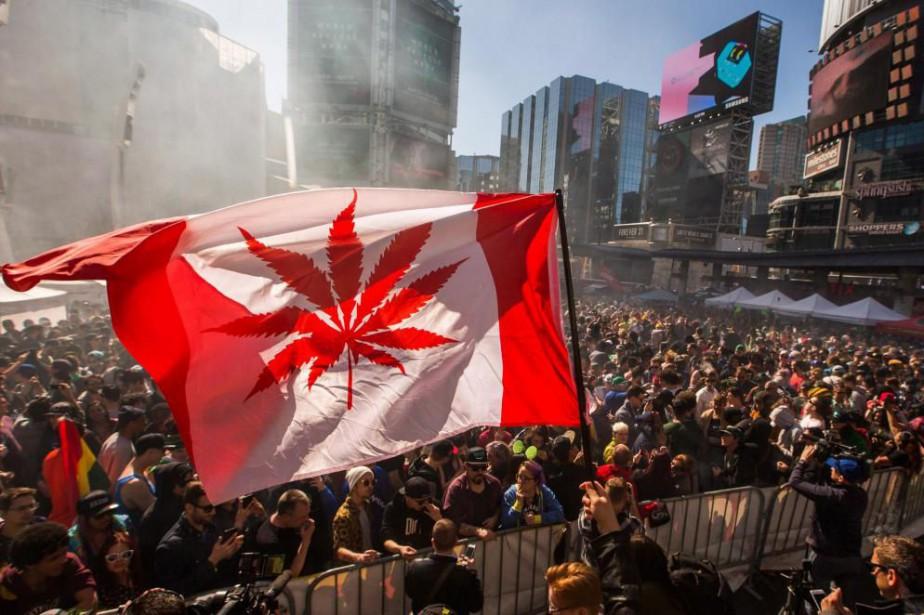 Craignant d'être confrontée à une pénurie de marijuana... (Photo archives La Presse Canadienne)