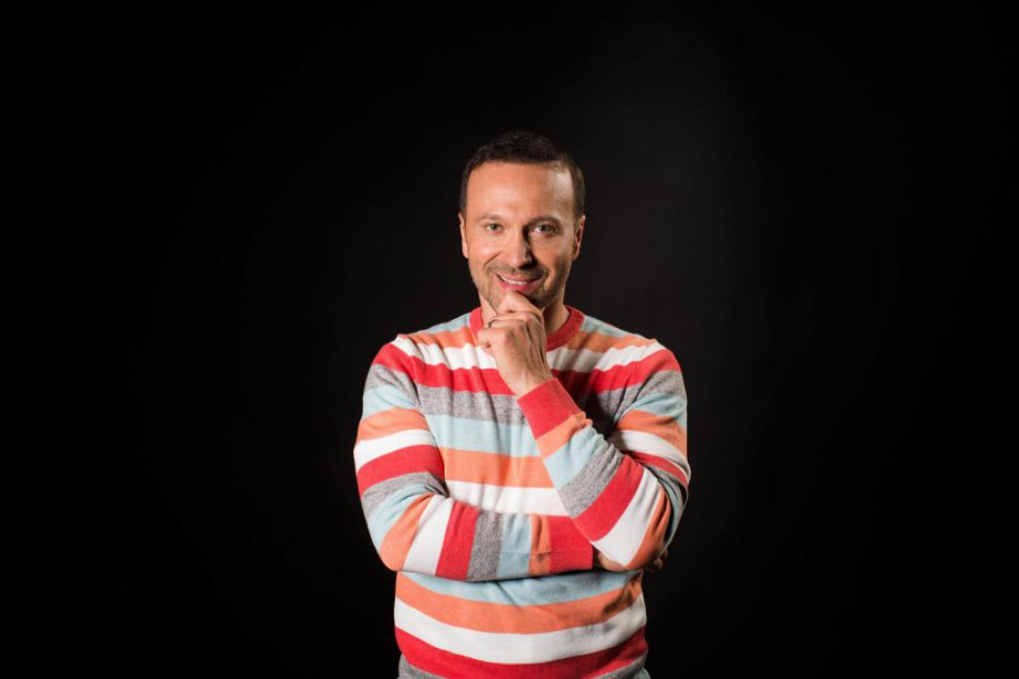 Joël Legendre est le metteur en scène du... (PHOTO OLIVIER PONTBRIAND, LA PRESSE)